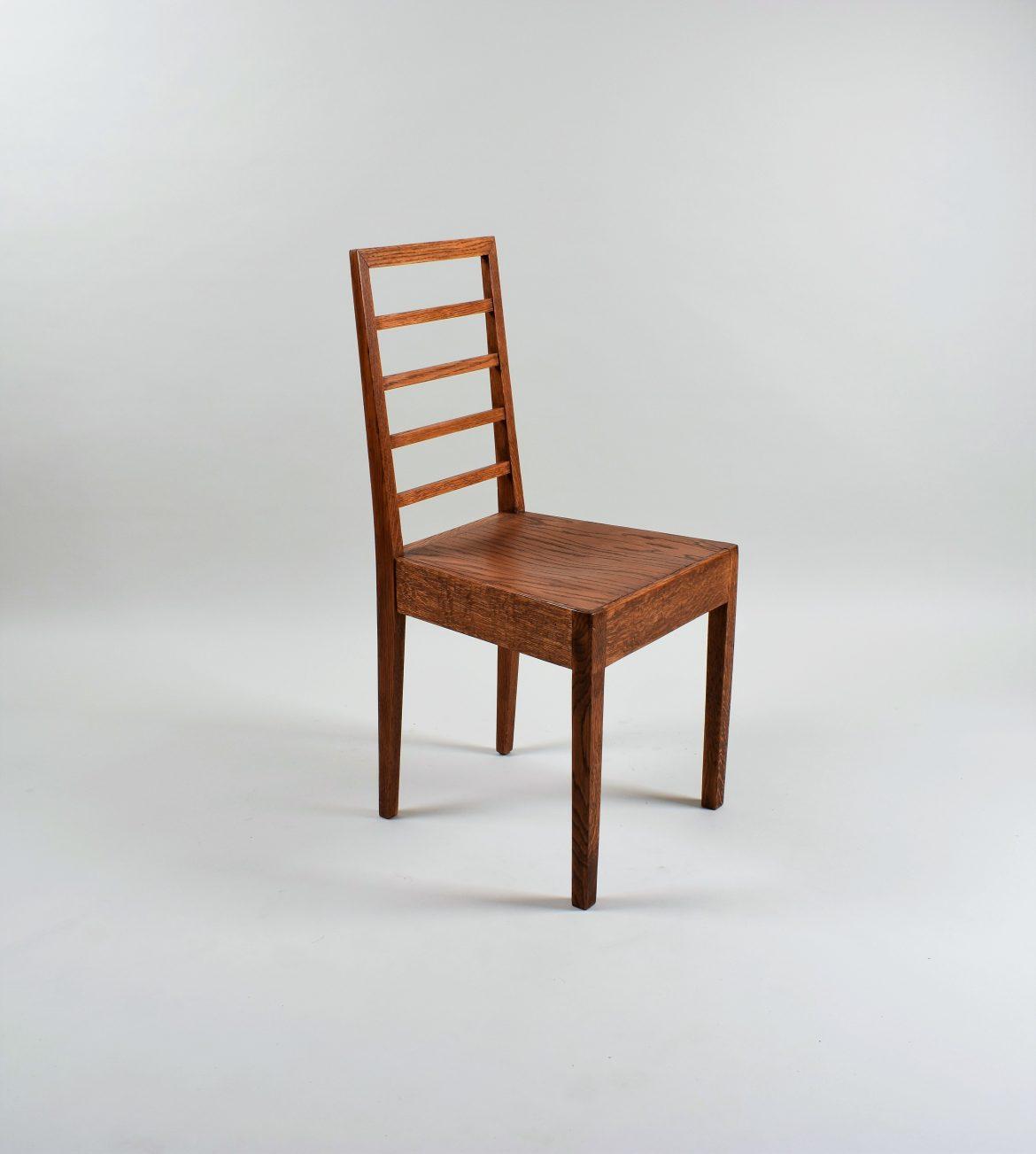 Railwaystation chair lemmetti for Eliel saarinen furniture